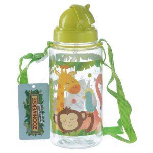 Botella de agua zoouniverso