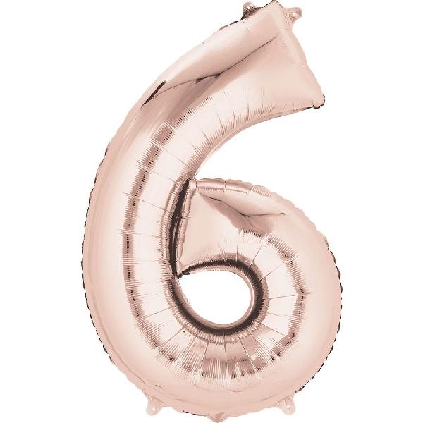 6 oro rosa