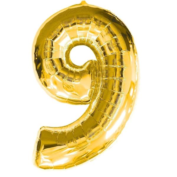 9 oro