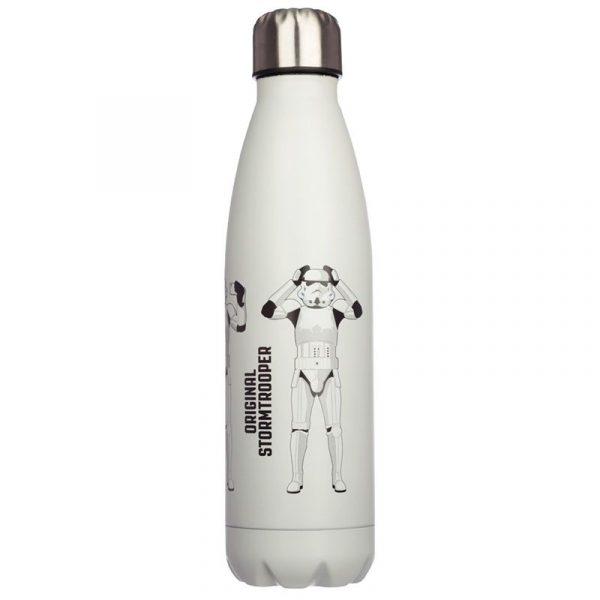 Botella térmica Star Wars Soldado Imperial Blanco