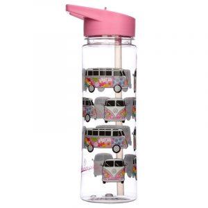 Botella Caravana rosa