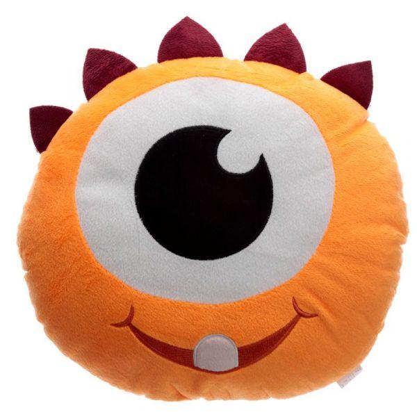 Cojín Monstruo Naranja