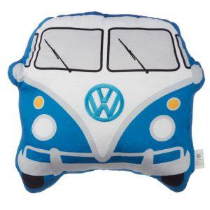 Cojín Caravana Volkswagen Azul