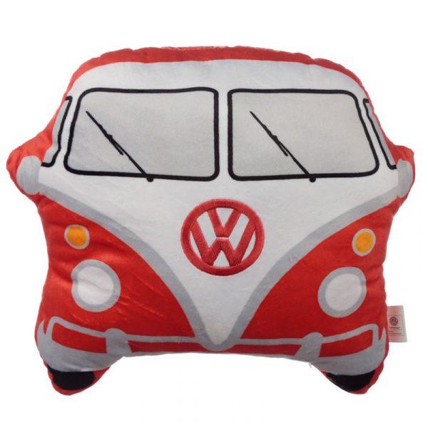 Cojín Caravana Volkswagen rojo