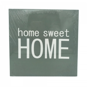 lienzo decorativo home sweet home