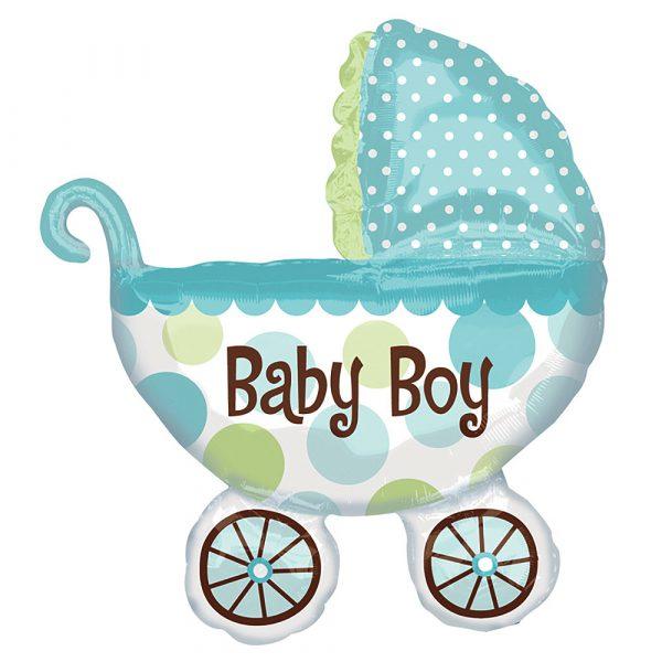 globo cochecito bebe nino 6246 1